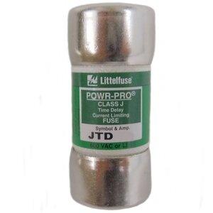 Littelfuse JTD050 Fuse, 50A, 600VAC, Class J Time Delay
