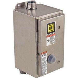 8536SCW13V07 STARTER 600VAC 27AMP NEMA +