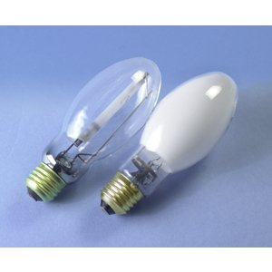 SYLVANIA LU150/55/D/MED High Pressure Sodium Lamp, E17, 150W, Coated *** Discontinued ***