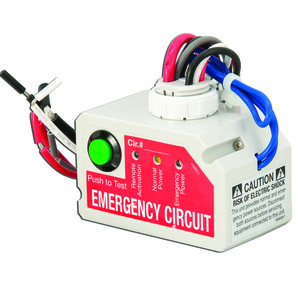 Wattstopper ELCU-200 Emergency Lighting Control Unit