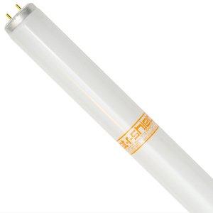 Shat-R-Shield 30190S Fluorescent Lamp, Shatterproof, Blacklight, T12, 40W