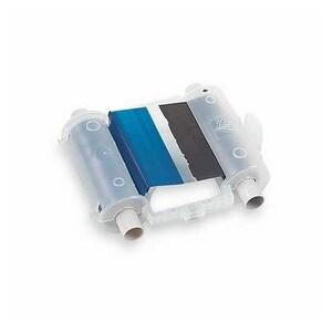 """Brady 76775 R10000 Printer Ribbon, Black/Blue, 4.11"""" Wide x 200' Long"""