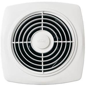 "Broan 511 8"" Fan, 180 CFM, 3.5 Sones. 13-1/2"" square plastic grille."