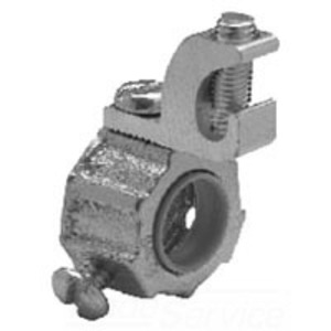 """Cooper Crouse-Hinds GLL9250 Grounding Bushing, 3-1/2"""", Threaded, Insulated, Malleable Iron"""