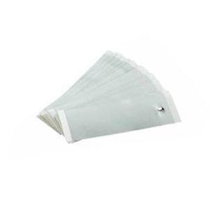 Brady Y3459240 SnapOn / StrapOn Pipe Marker, B-915, White