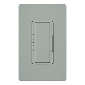 Lutron MSCELV-600M-BG Electronic Low-Voltage Dimmer, Bluestone