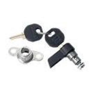 nVent Hoffman CWKN Wing Knob, For Concept Window Kits, Non-Locking, Black, Steel