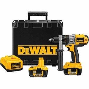 """DEWALT DCD960KL 1/2"""" 18v Cordless Xrp Li-lon Drill/driver Kit"""