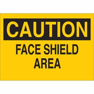 22587 EYE PROTECTION SIGN
