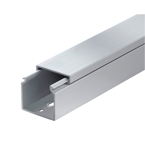 TYD2X4SPW6 DUCT SOLID WALL 2IN X 4IN WHT