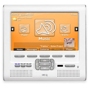 """ON-Q HA5009-WH LCD Console, 7"""""""
