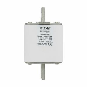 Eaton/Bussmann Series 170M8637 BUSS 170M8637 FUSE 800A 1000V 3TN/1