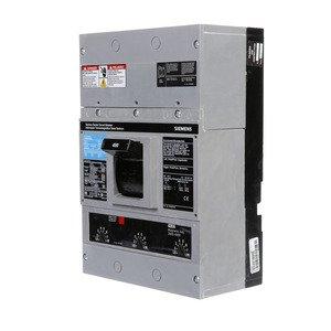 Siemens JXD63B400 Breaker Jd 3p 400a 600v 25ka Fx Nl
