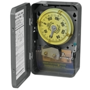 Intermatic C8845 Time Switch, 125V, SPDT, 4 Hr Cycle