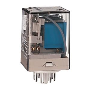 Allen-Bradley 700-HA33Z24-99 Relay, Ice Cube, 11-Pin, 3PDT, 10A, 24VDC Coil, Bulk of 10 Pieces