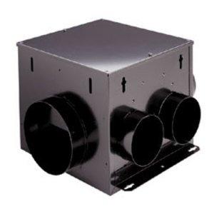 """Broan MP200 210 CFM 4-6"""" In-Line Fan"""