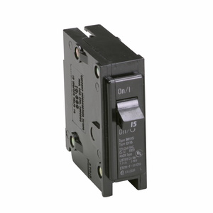BR115 1P 15A 120V BKR FOR BR PANELS
