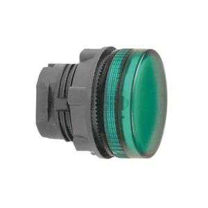 ZB5AV033S 22MM LED PILOT LIGHT GREEN FR
