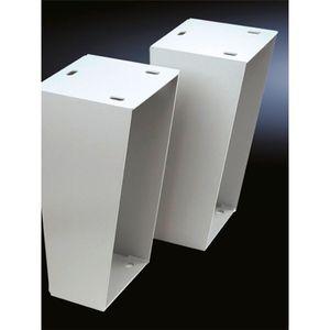 "Rittal 8018423 Floor Stand Kit, WM Series, 12"""