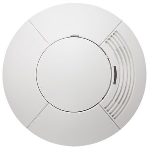 Lutron LOS-CUS-1000-WH Ultrasonic ceiling-mount, wired sensor; 180 degrees field of view covering 1000 sq. feet