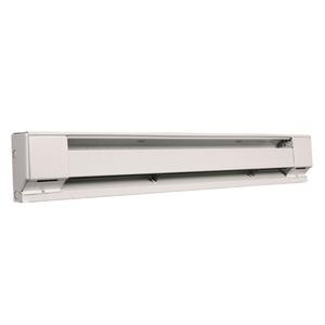 Qmark 2576W Electric Baseboard Heater, 1500/1128/846W, 277/240/208V