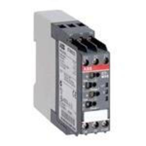 ABB 1SVR730030R3300 Timing Relay, 5-Function, 2C/O Contact, 24 - 240VAC 24 - 48VDC