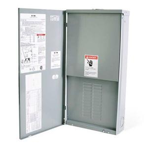 Eaton EGSX50L12R Standard Automatic Transfer Switch, 50A, 120/240V, 12 Circuit Sub-Panel