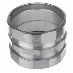 """American Fittings Corp ERC400CPLG 4"""" Compression Coupling"""