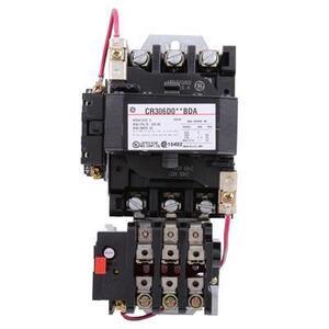 ABB CR306D002BDA Starter, Magnetic, Size 2, 3PH, 120VAC Coil, 600VAC, 45A, Open