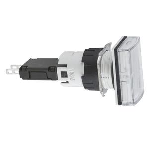 Square D XB6DV1BB PILOT LIGHT 240VAC 1.5AMP XB6 +OPTIONS
