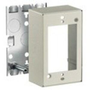 Hubbell-Wiring Kellems HBL5748IVA R WAY, 1G BOX, STD, HBL500/700/HBL750,IV