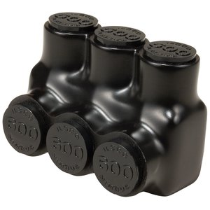Ilsco PBTS-6-3/0 INSUL AL MECH (6) 3/0-6 SGL TUL CSA