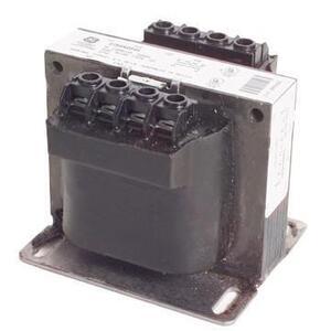 ABB 9T58K0089G38 Transformer, Machine Tool, 0.375kVA, 208/277/380-115/95, Open
