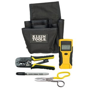 Klein VDV026-812 LAN Installer Starter Kit