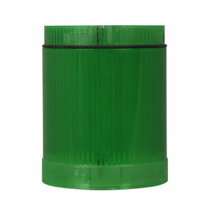 Eaton E26BGV4 Stack Light Module, Green, 120VAC