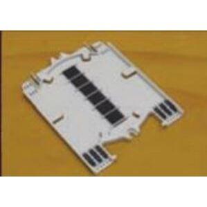 Preformed Line Prod MPC-24F-SPLICE Splice Tray, 24 Fiber, Lite-Grip, Short Tray, Low Profile