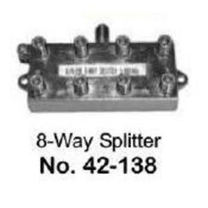 Philmore 42-138B 8-WAY SPLITTER