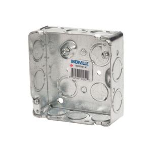 BC-52151-K 4INSQ BOX 1-1/2 IN DEEP