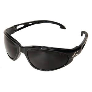 Wolf Peak SW116VS Dakura Protective Eyewear, Full Frame, Gloss Black Frame/Smoke Lens