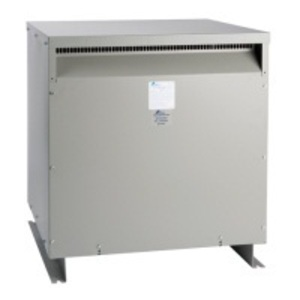 Acme GP125000S Transformer, Dry Type, Distribution, 5KVA, 277/480 - 208/277, 1PH