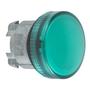 ZB4BV033 22MM PILOT LIGHT HEAD GRN LED