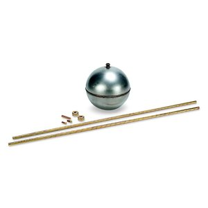 Square D 9049A6 Float Kit, Brass Rod, 2x5', 2 Stops, 1 Stainless Steel Float