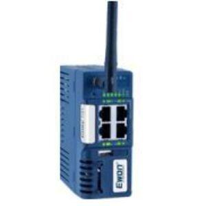 eWON EC6133H_00MA Remote Access Gateway, Ethernet, COSY 131,  LAN & LTE, 4x 10/100Mb