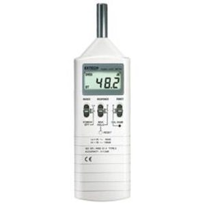 Extech 407736 Sound Meter, Digital