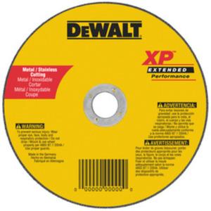 DEWALT DW8800 4IN X 3/32IN X 5/8IN ZIRCONIA ABRASIVE