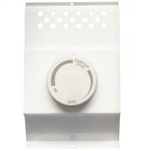 Cadet BTF1W BTF Baseboard Thermostat Kit, 1-Pole, White
