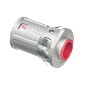 "Arlington 40RAST MC/AC/Flex Connector, Insulated, 3/8"" Flex, Cable Range: 0.480 - 0.610"""