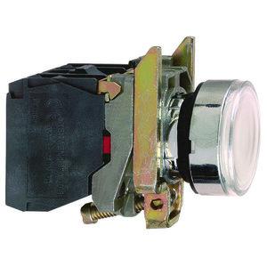Square D XB4BW31B5 PUSHBUTTON LED 24V