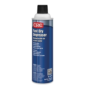 CRC 02185 Fast Dry Degreaser, 20 oz