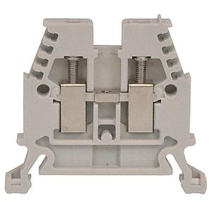 Allen-Bradley 1492-W3 Terminal Block, 20A, 600V AC/DC, Gray, 2.5mm, Space Saver